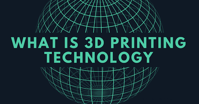 What is 3D Printing Technology? Future Importance and Benefits