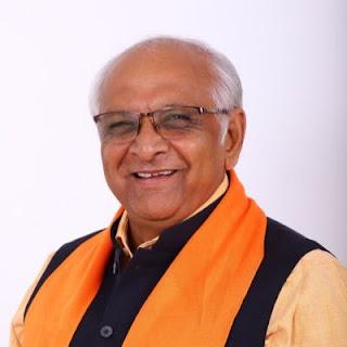 Gujarat NEW CM Bhupenra Patel