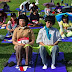 韓国、「ぼうっとする」大会、ソウルで開催