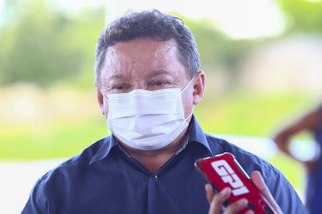 Teresina tem 14 pessoas na fila por leitos de UTI, diz Gilberto Albuquerque