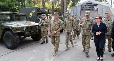 США передали Україні два новітні контрбатарейних комплекси
