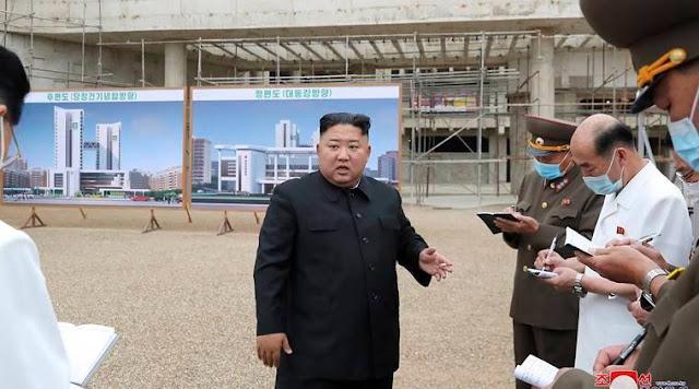 """Kim Jong-un: ordina di acquistare attrezzatura medica europea, ma è cinese, giustizia il funzionario """"colpevole"""""""