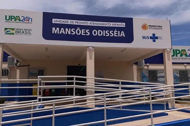 UPA 24h Mansões Odisséia garante atendimento de urgência e emergência