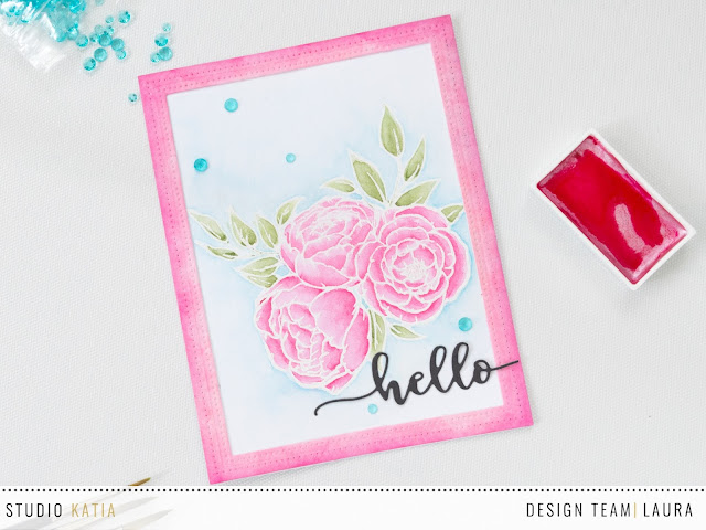 Gansai-Tambi-Watercolor-Studio-Katia-Blooming-Trio-Card