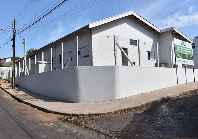 Prefeitura realiza inauguração da UBS do Jardim Brasil