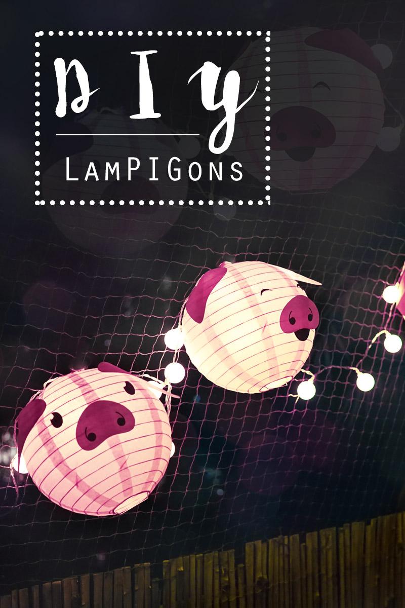 KuneCoco • DIY • LamPIGons • Schweinische Laternen