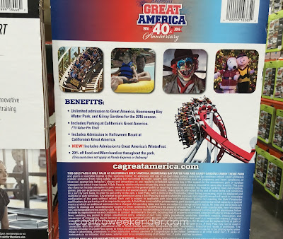 2016 Great America Season Pass - pays for itself in only 2 visits