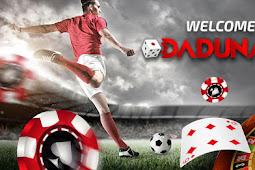 DADUNATION Situs Agen judi Slot Online, Judi Bola, IDN Poker, Baccarat Online