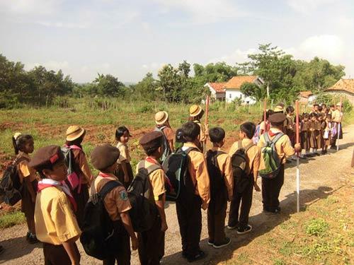 Peringatan Hari Pramuka Indonesia