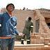 Afrique du Sud: des maisons construites grâce aux gravats et débris de bâtiments