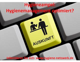 Hygieneampel Informationen erhalten Sie aktuell und ausführlich beim Hygiene-Netzwerk