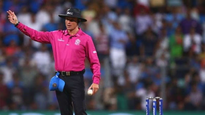 Third umpire makes no-ball decision for the first time