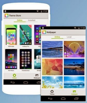 Launcher Android Terbaik 2015