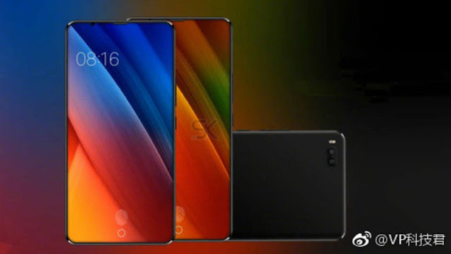 Pictures of Xiaomi Mi 7 will run away, 8GB of RAM will be in this phone!