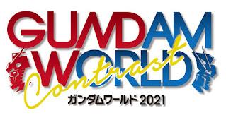 Gundam World 2021 Contrast