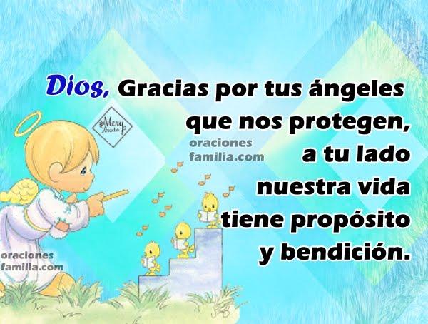 Oración de la mañana, buenos días, plegaria con imágenes cristianas para iniciar el nuevo día con la protección de Dios, oraciones por Mery Bracho.