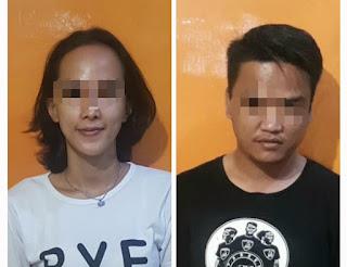 Viral di Medsos, 2 Pelaku Pungli Dibekuk Polsek Medan Barat