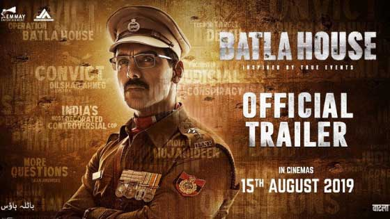 Batla House Trailer | John Abraham Starrer Promises To Keep You Intrigued