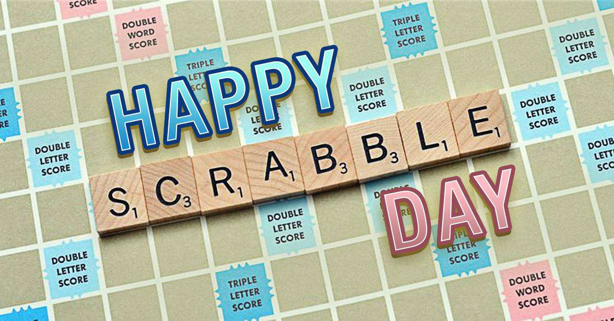 National Scrabble Day Wishes For Facebook