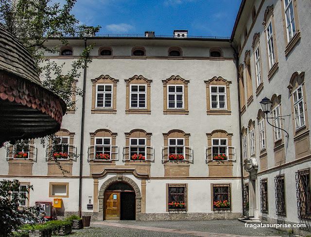 Abadia de São Pedro, Salzburgo, Áustria