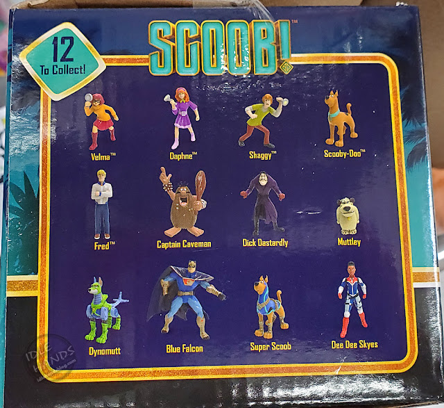 Basic Fun Scoob! Movie Mini Blind Box Figures