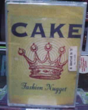 Kaset Cake - Fashion Nugget