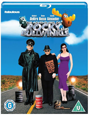 The Adventures of Rocky and Bullwinkle 2000 [Dual Audio 5.1ch] 720p | 480p BluRay ESub x264 [Hindi – Eng] 850Mb | 300Mb