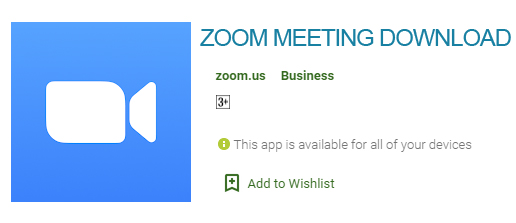 Zoom Meeting Download latest Version