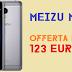 Offerta Flash: MEIZU M3S a soli 123€ anziché 155€