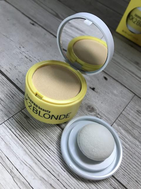 Everpro Beauty Back 2 Blonde magnetic powder