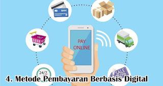 Metode Pembayaran Berbasis Digital merupakan salah satu perubahan perilaku konsumen yang terjadi selama pandemi covid-19