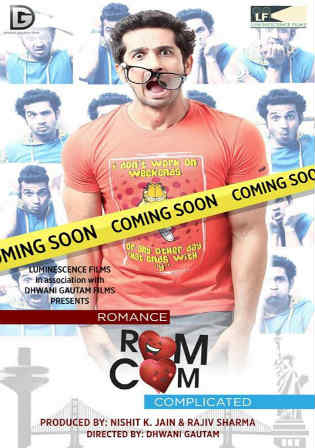 Romance Complicated 2017 DVDRip 450MB Full Gujarati Movie Download 480p Watch Online Free bolly4u