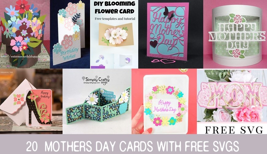Free I recommend it to anyone that likes making things with paper and is experienced with computers. Where To Find Free Svg S Cricut Projects For Mothers Day SVG, PNG, EPS, DXF File
