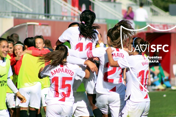 fotos Sevilla FC Femenino - Valencia