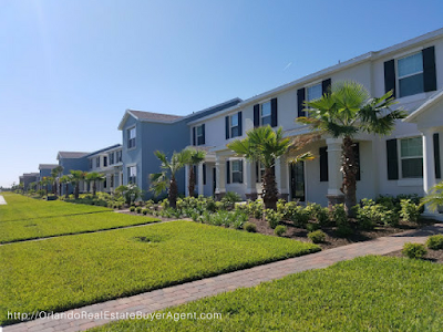 Townhomes in Florida