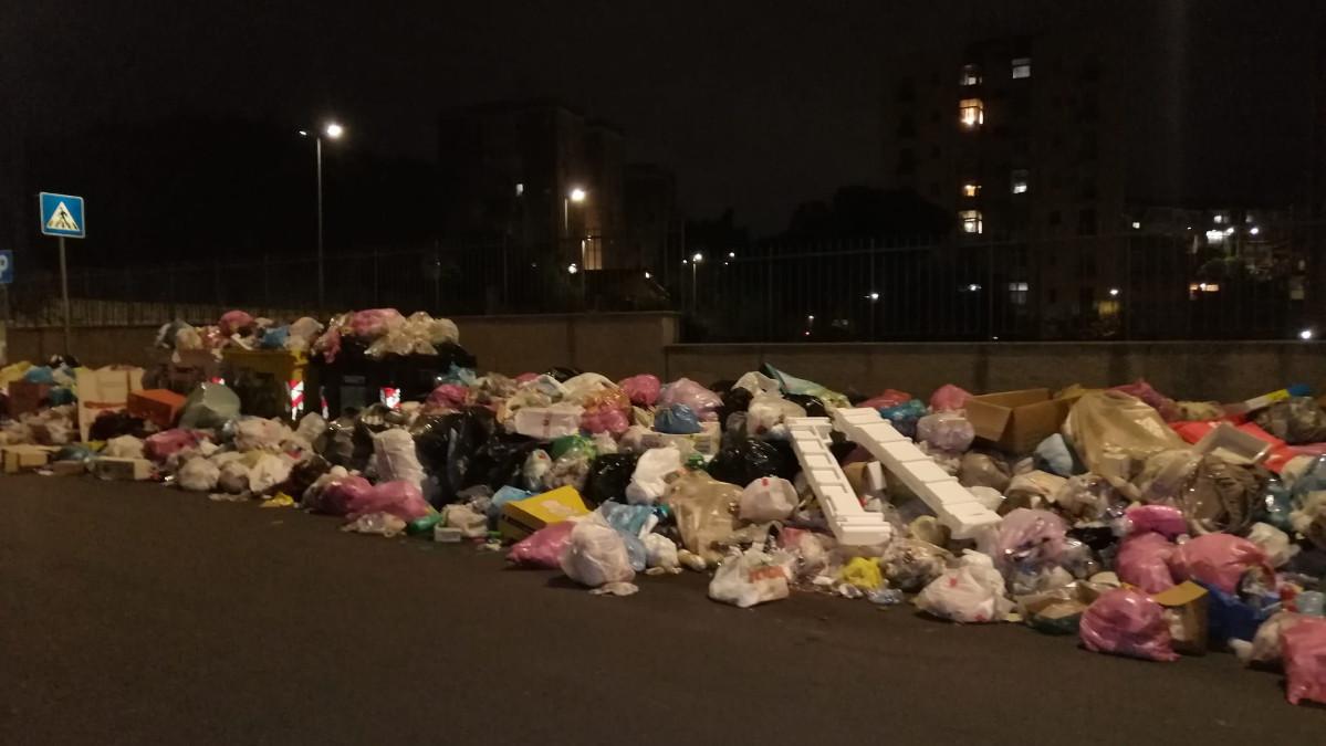 emergenza rifiuti