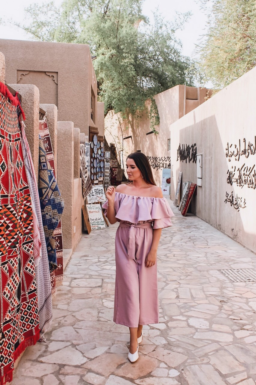 The Most Instagrammable Places in Dubai - Al Fahidi Historical District