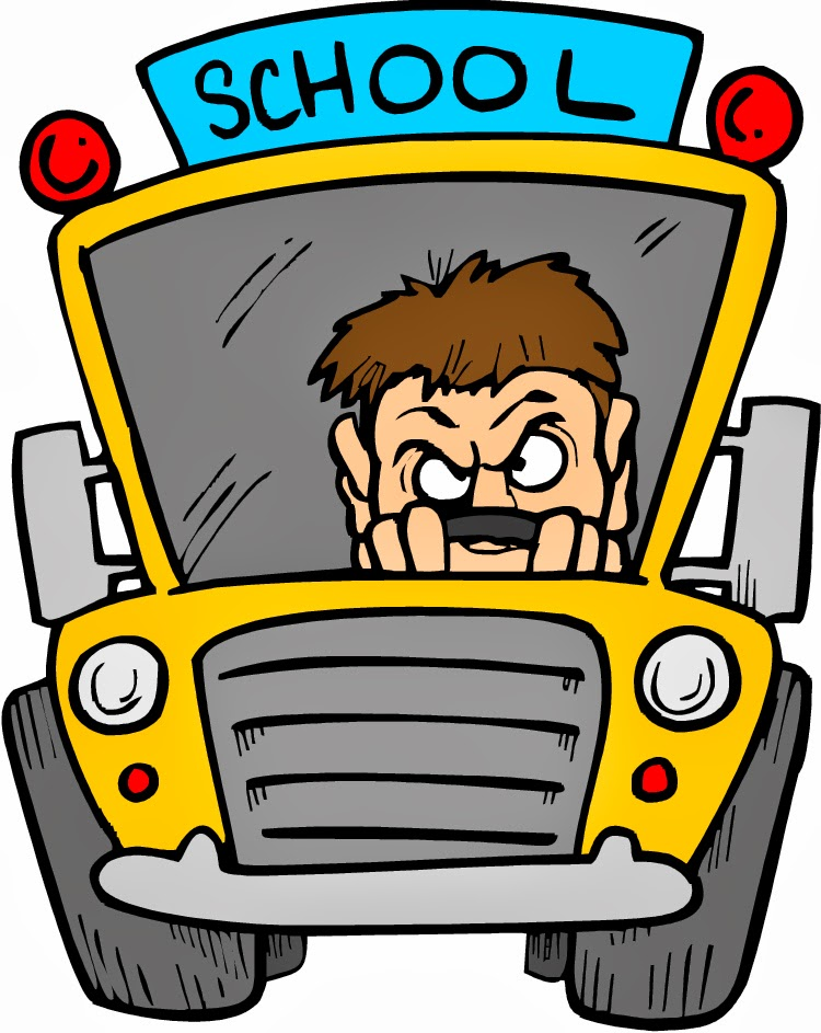 The Chester City Blog: How to be a school bus driver