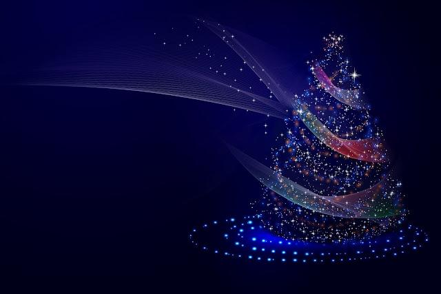 شجرة الميلاد وألوانها