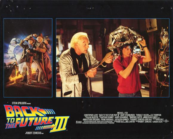 Movies and TV shows!: BACK TO THE FUTURE PART III (1990)
