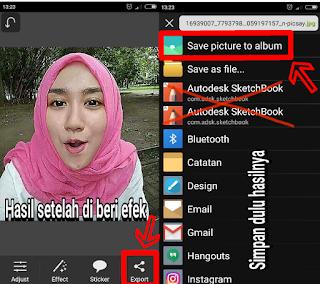 aplikasi edit foto android