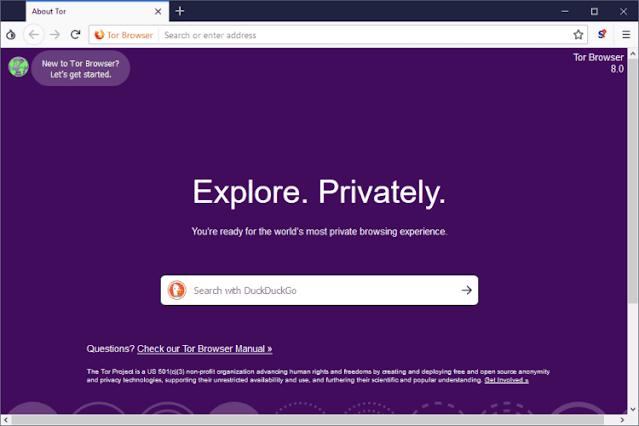تحميل متصفح تور مجانا للكمبيوتر Tor Browser عربي
