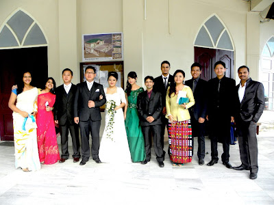 Mizo Wedding Photos