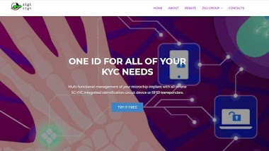 GET FREE ZIGI COINS BY SIGNING UP FOR NFC HUMAN MICROCHIP