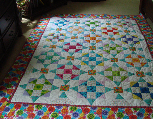 The Calypso Quilt Free Pattern