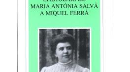 Conferència sobre Maria Antònia Salvà