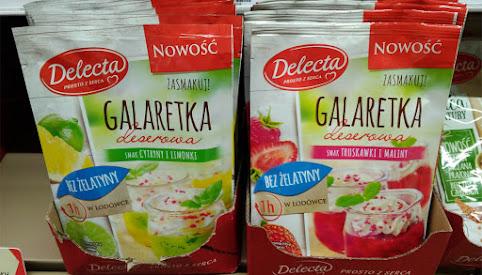 Galaretka deserowa, Delecta