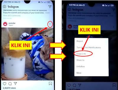download video instagram tanpa apk di hp
