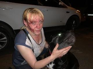"""У Чернівцях жорстоко побили жінку, бо її собака """"покусала"""" чоловіка"""