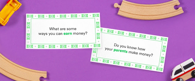 56 Money Conversation Starters to Teach Your Kids About Money